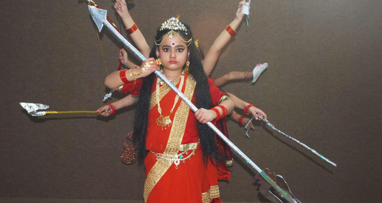 Durga Puja Celebration: 16.10.2018