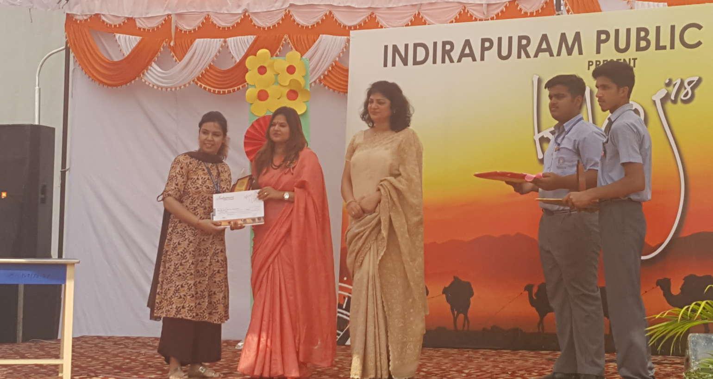 Laurels at Khoj 2018: A proud moment for Step Up family