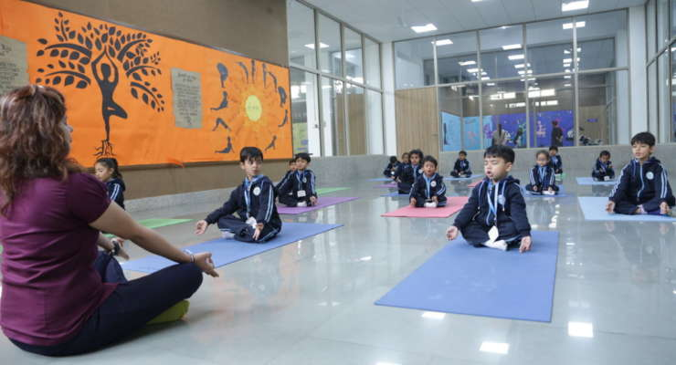 ROLE OF MEDITATION IN EDUCATION