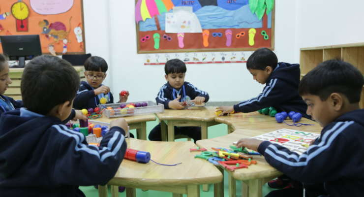 Step Up School- Where Learning & Playing Go Hand In Hand