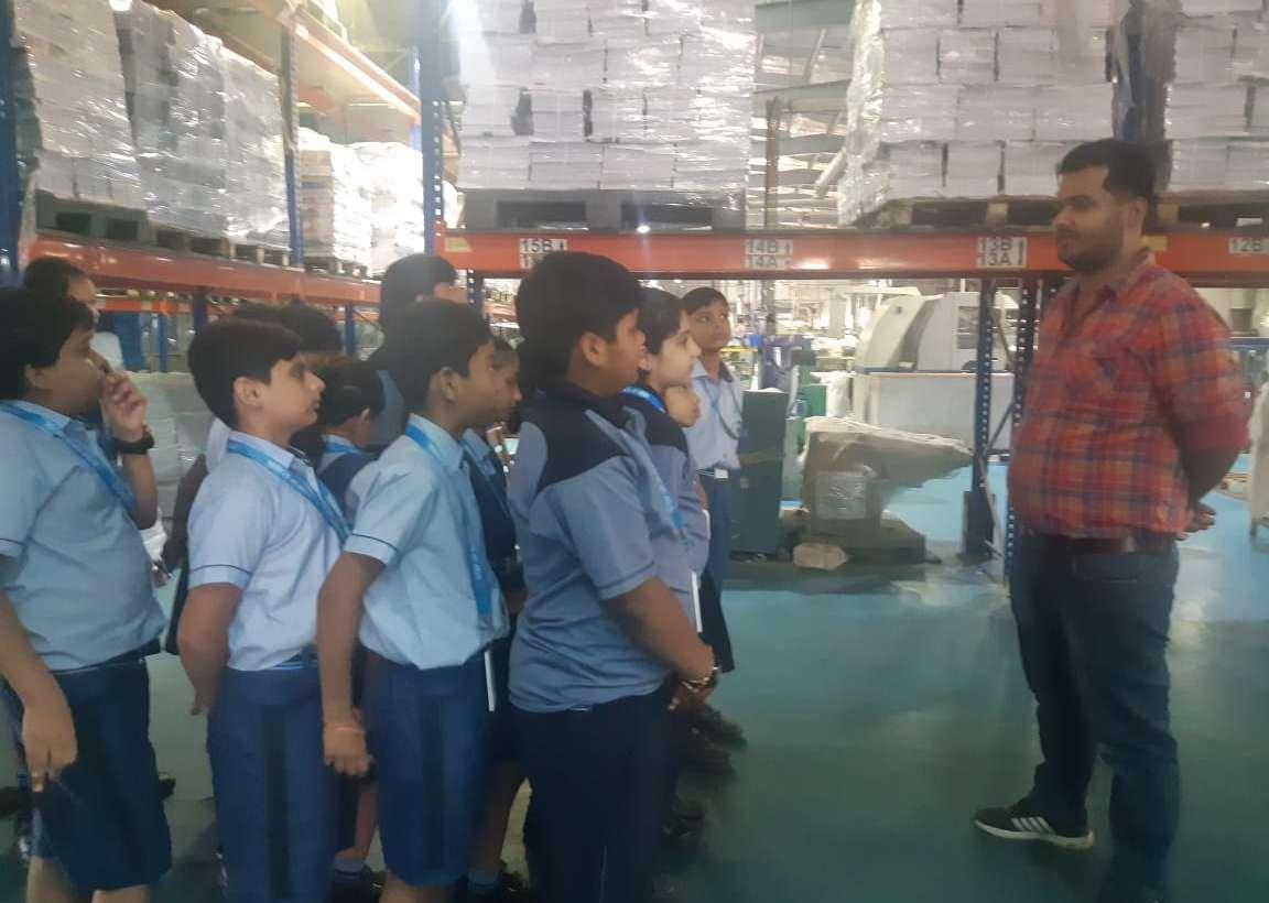 Stepians Visit to Madhuban Publication House, Ghaziabad