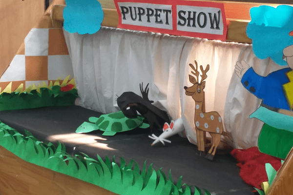 Puppet Show- Pre Primary