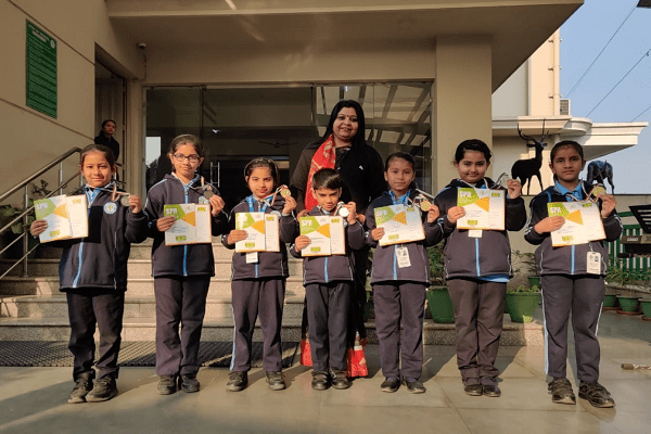National Science Olympiad Felicitations