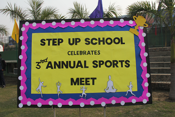 3rd Annual Sports Day