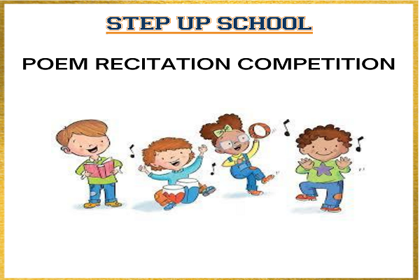 Poem Recitation Competition Results