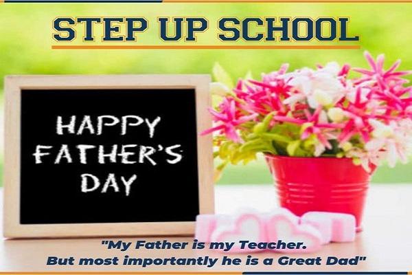 E- Father's Day Celebration